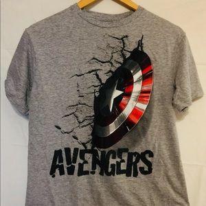 Captain America Superhero Marvel Avengers T-shirt